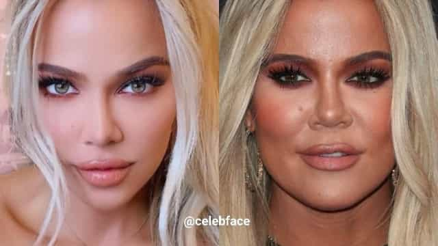 As imagens que provam que Khloé Kardashian abusa do Photoshop