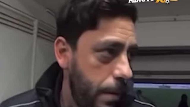 Treinador do U. Lamas irrita-se com jornalista e reage assim