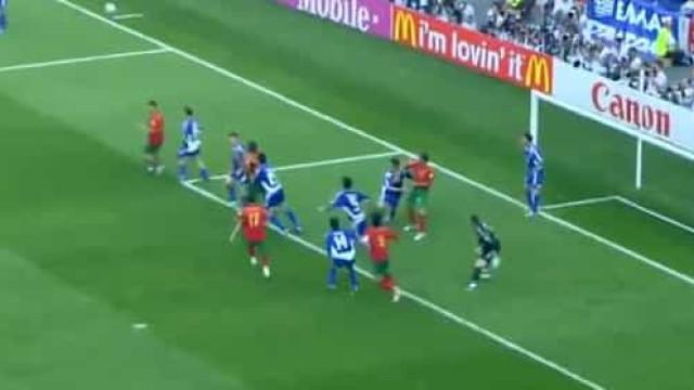 Ronaldo está à beira do golo 100, mas ainda se lembra do primeiro?