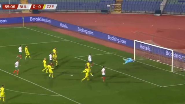 Bulgária marcou em casa... mas no estádio ninguém festejou