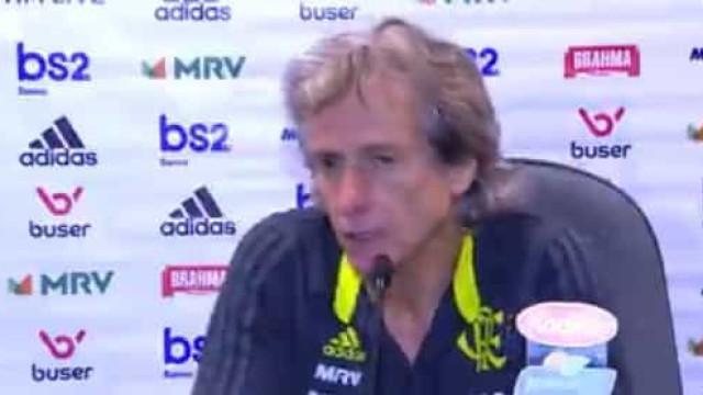 """Jesus recorda Messi e CR7: """"Emocionalmente, Gabigol tem muitos problemas"""""""