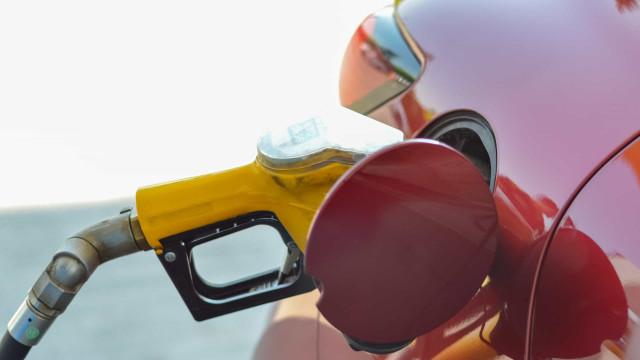 Preço da gasolina desceu. Combustíveis são mais baratos nestes sítios