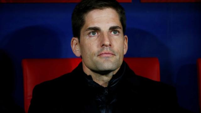 Robert Moreno saiu do estádio em lágrimas e na companhia do psicólogo