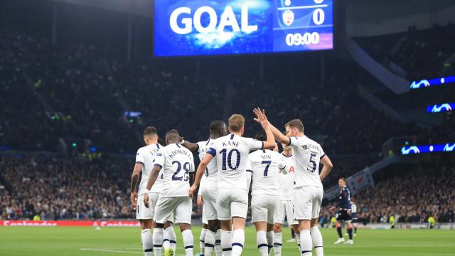 Tottenham: São estes os novos craques à disposição de Mourinho