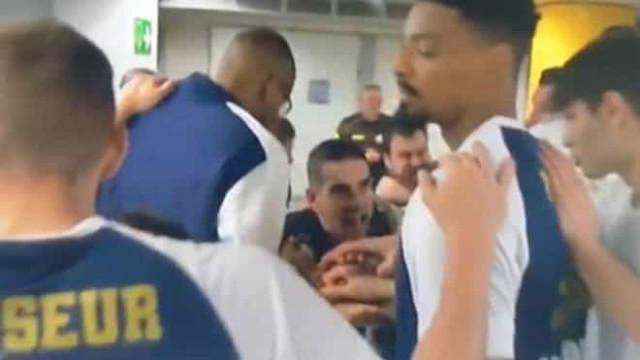 """Chamou """"bando de ratos"""" ao Barça e vai ter de pagar 15 mil euros de multa"""