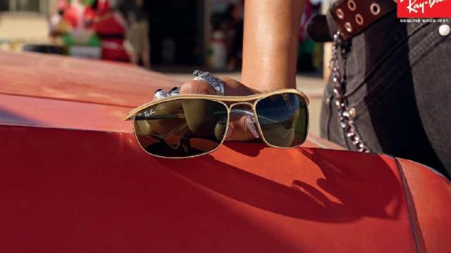 Facebook. O próximo produto a ser lançado serão óculos da Ray-Ban