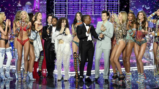 Os 10 momentos mais icónicos dos desfiles da Victoria's Secret
