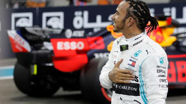 "Lewis Hamilton desabafa: ""Ficámos descontrolados como espécie"""