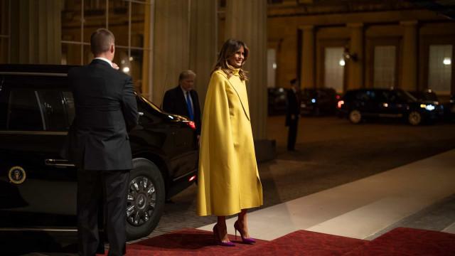 Look da Semana: A capa de Melania Trump que parou o mundo