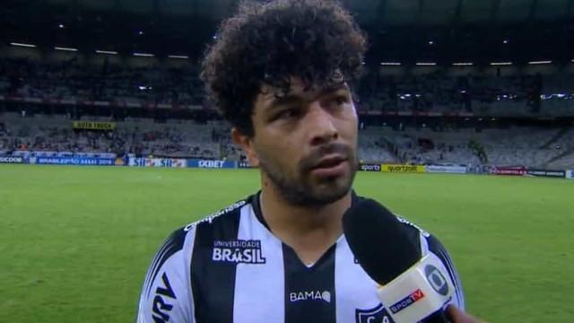 """Brasileiro entra, marca e deixa recado para o último jogo: """"Não quero ir"""""""