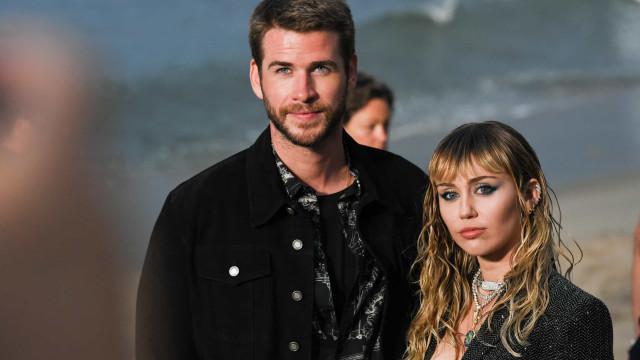 Divórcio de Liam Hemsworth e Miley Cyrus em risco de ser anulado