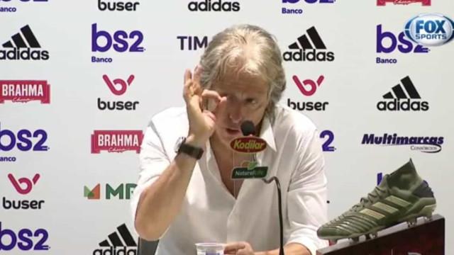 """""""Mas qual Europa? Há treinadores ao pontapé, mas escolhe lá 5 bons"""""""