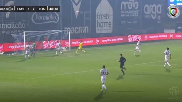 Ver para crer: Murillo falha o golo do ano na Liga portuguesa