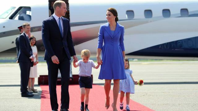 As (curiosas) regras que a família real deve seguir durante as viagens
