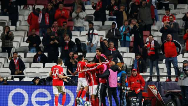 [3-0] Benfica-Zenit: Autogolo russo na Luz