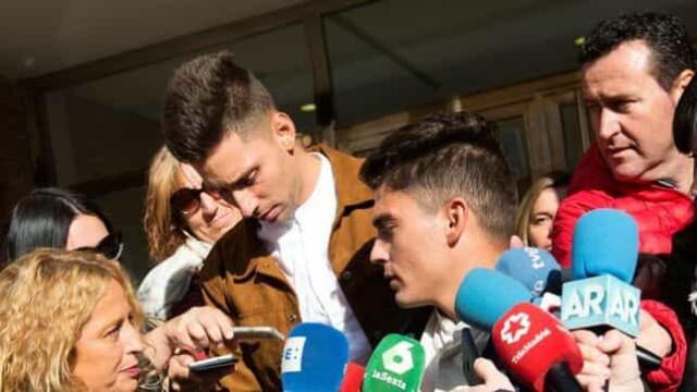 Três ex-jogadores condenados a 38 anos de prisão por agressões sexuais
