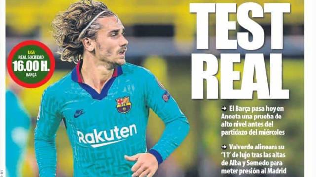Lá fora: Gattuso, Barcelona e Odegaard em destaque