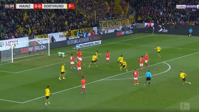 Que golão: Reus estoirou um 'petardo' na Opel Arena