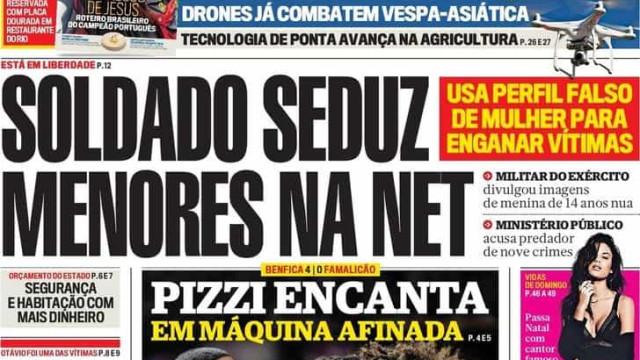 Hoje é notícia: Drones contra vespas-asiáticas; Natal à custa de crédito