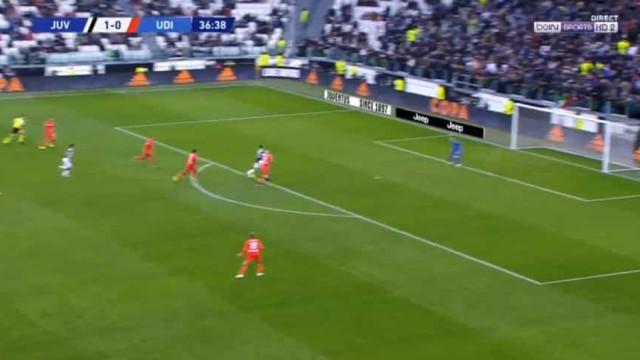 Cristiano Ronaldo soltou o ketchup: Português já bisou frente à Udinese