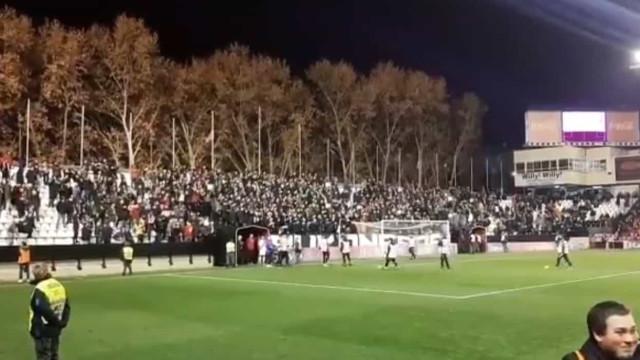 Futebol espanhol entra para a história pelas piores razões: Eis o momento