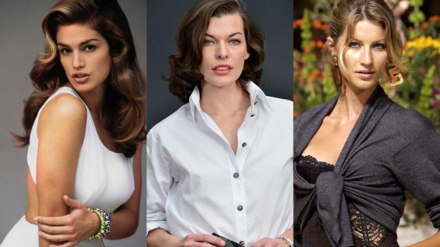 As supermodelos mais icónicas da história