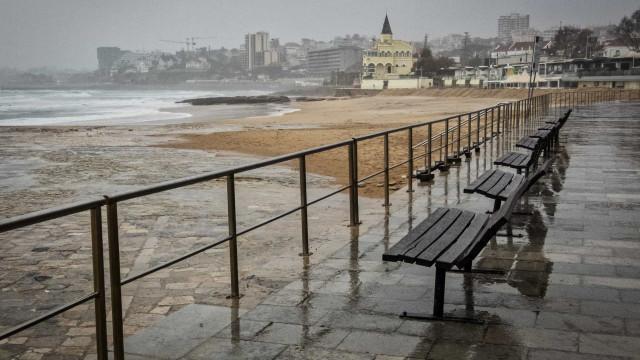 Ciclone Alpha a caminho. Aviso em Leiria e Coimbra elevado para 'Laranja'