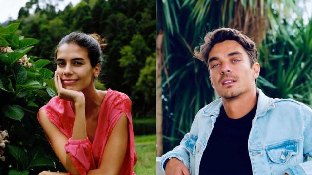 Vídeo: José Mata e Isabela Valadeiro 'apanhados' a dar beijoca