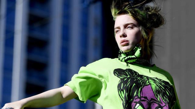 Billie Eilish é a anti-estrela pop por quem esperávamos