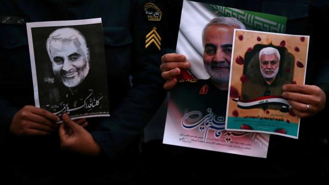 Tensão EUA-Irão