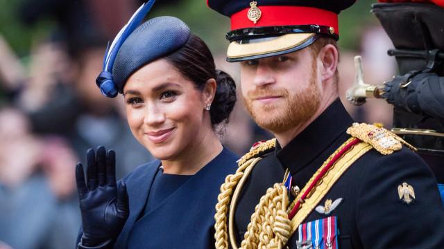 Já há 'substitutos' para Harry e Meghan Markle na família real britânica