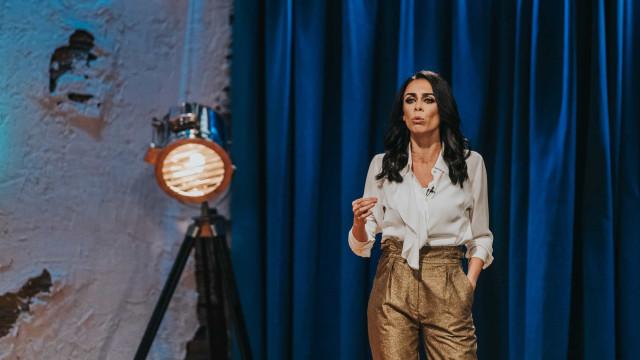 """Filomena Cautela anuncia saída do '5': """"Serão os meus últimos programas"""""""
