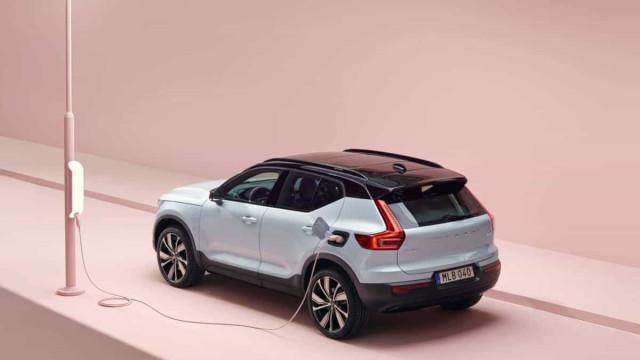 Volvo oferece um ano de eletricidade gratuita em Portugal