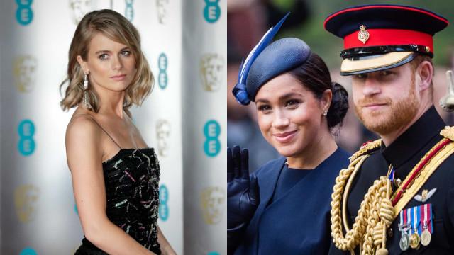 'Ex' de Harry quebra silêncio sobre decisão polémica do príncipe