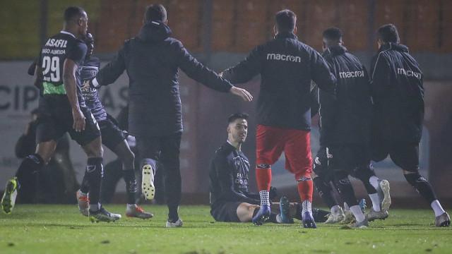 Académico de Viseu elimina Canelas ao cair do pano. Segue-se o FC Porto