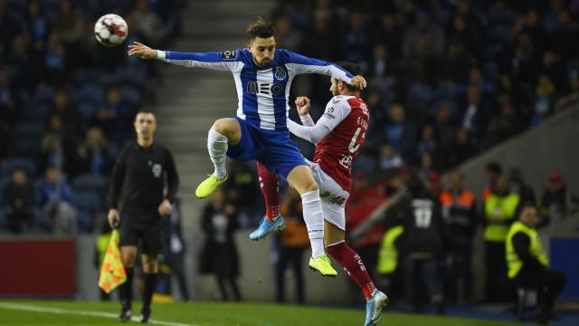 [0-1] FC Porto-Sp. Braga: Matheus defendeu o penálti de Telles