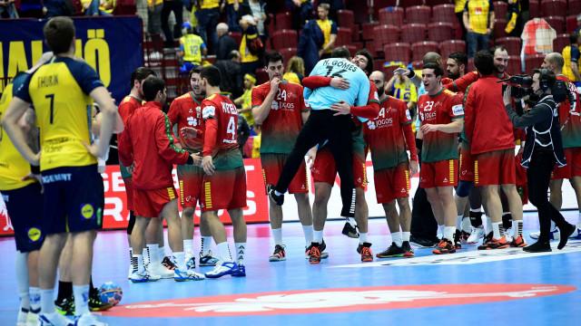 Portugal bate vice-campeã europeia e fica perto da liderança do grupo
