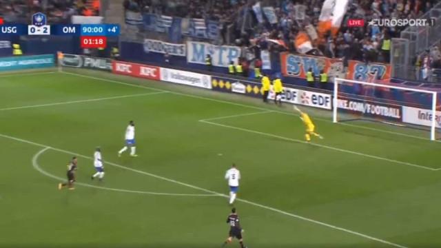 Golaço de Payet fechou com 'chave de ouro' a vitória do Marseille