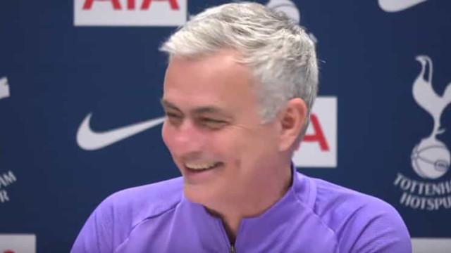 """Mourinho e os rumores de mercado: """"Podiam enviar-me o Mbappé..."""""""