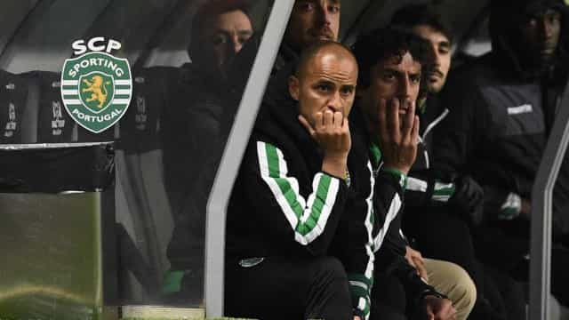 Jorge Silas pode deixar o Sporting no final da temporada