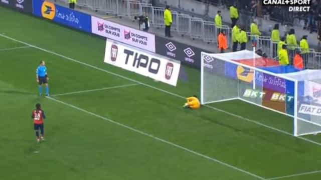 Do céu ao inferno: Renato Sanches falha penálti e Lille é eliminado