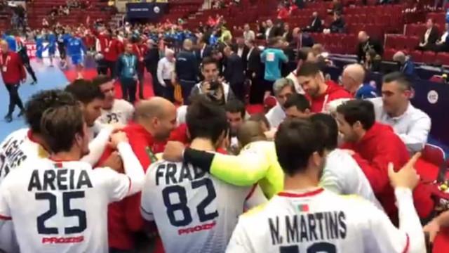 """A """"louca celebração"""" de Portugal após o triunfo histórico no Euro'2020"""
