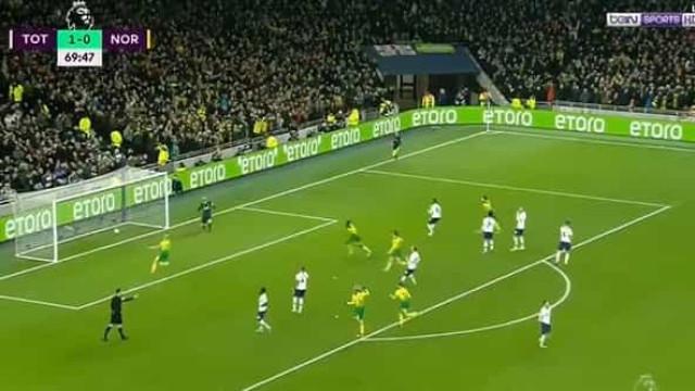 Pukki leva a melhor sobre Lloris e deixa Mourinho em problemas
