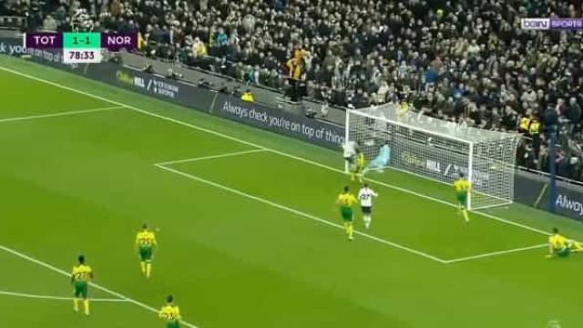 Foi assim que o Tottenham de Mourinho regressou aos triunfos
