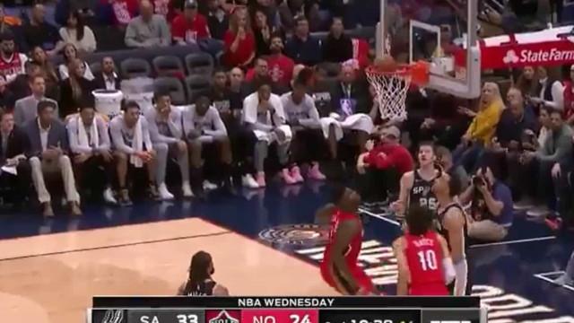Estreia de sonho de Zion na NBA não impediu derrota dos Pelicans