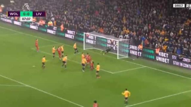 Rui Patrício bem se esticou mas não impediu o Liverpool de chegar ao golo