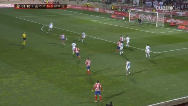 Passe magistral de João Félix desbloqueia jogo do Atlético de Madrid