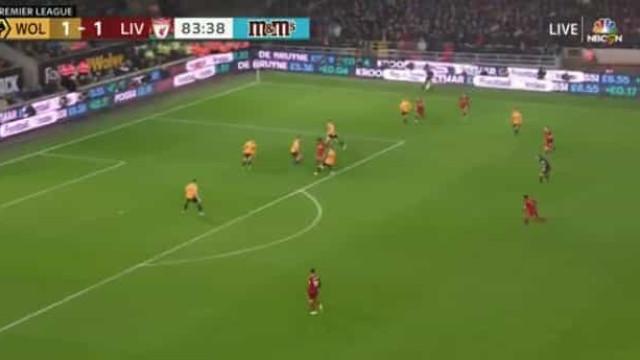 Salah 'dançou' sobre Rúben Neves e Firmino 'fuzilou' Rui Patrício