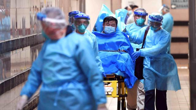 Identificado 'supercontagiador' do coronavírus em Wuhan