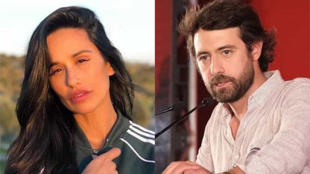 "Rita Pereira diz que ator Pedro Lamares foi ""mau colega"""